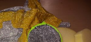محصولات جوش آلتراسونیک، جوش اسکاچ ظرفشویی